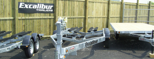 Excalibur Trailers - Quality Craftsmanship, Ultimate Durability, Bragging Rights