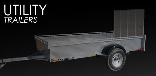 Excalibur Trailers Ontario Boat Trailers Enclosed